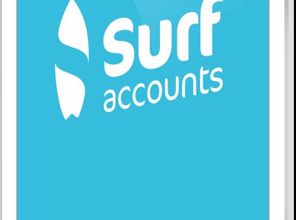 Surf Accounts app