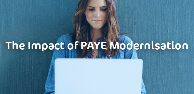 the impact of paye modernisation